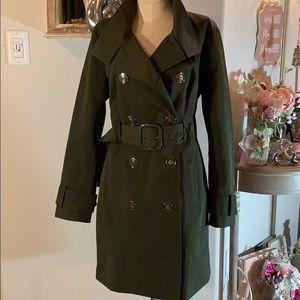 Jackets & Blazers - Trench coat